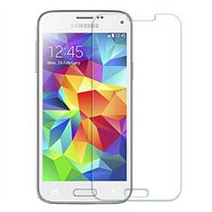 Samsung Galaxy S5 Mini G800F G800H用強化ガラス 液晶保護フィルム T03 サムスン クリア
