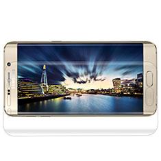 Samsung Galaxy S6 Edge+ Plus SM-G928F用強化ガラス 液晶保護フィルム T02 サムスン クリア