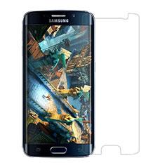 Samsung Galaxy S6 Edge SM-G925用強化ガラス 液晶保護フィルム T03 サムスン クリア