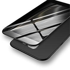 Samsung Galaxy S7 Edge G935F用ハードケース プラスチック 質感もマット M04 サムスン ブラック