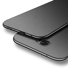 Samsung Galaxy S7 Edge G935F用ハードケース プラスチック 質感もマット M07 サムスン ブラック