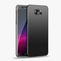 Samsung Galaxy S7 Edge G935F用ハードケース プラスチック 質感もマット M08 サムスン ブラック