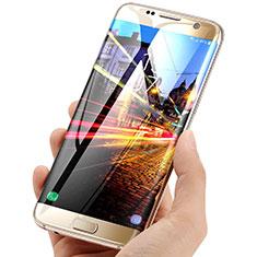 Samsung Galaxy S7 Edge G935F用高光沢 液晶保護フィルム F01 サムスン クリア