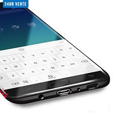Samsung Galaxy S7 Edge G935F用高光沢 液晶保護フィルム F02 サムスン クリア