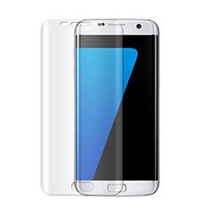 Samsung Galaxy S7 Edge G935F用高光沢 液晶保護フィルム サムスン クリア