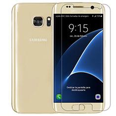 Samsung Galaxy S7 G930F G930FD用強化ガラス 液晶保護フィルム T01 サムスン クリア