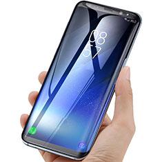 Samsung Galaxy S8用強化ガラス 液晶保護フィルム T10 サムスン クリア