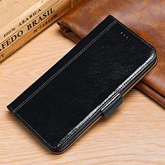 Samsung Galaxy S9用手帳型 レザーケース スタンド カバー P01 サムスン ブラック