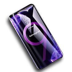 Samsung Galaxy S9用強化ガラス 液晶保護フィルム T02 サムスン クリア