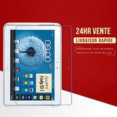 Samsung Galaxy Tab 2 10.1 P5100 P5110用強化ガラス 液晶保護フィルム サムスン クリア
