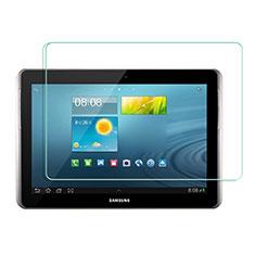 Samsung Galaxy Tab 2 10.1 P5100 P5110用強化ガラス 液晶保護フィルム T01 サムスン クリア