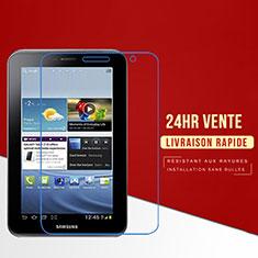 Samsung Galaxy Tab 2 7.0 P3100 P3110用強化ガラス 液晶保護フィルム サムスン クリア
