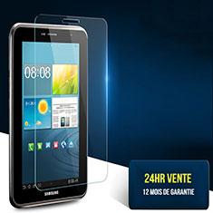 Samsung Galaxy Tab 2 7.0 P3100 P3110用強化ガラス 液晶保護フィルム T02 サムスン クリア