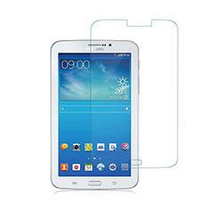 Samsung Galaxy Tab 3 7.0 P3200 T210 T215 T211用強化ガラス 液晶保護フィルム T01 サムスン クリア