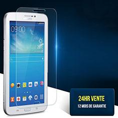 Samsung Galaxy Tab 3 7.0 P3200 T210 T215 T211用強化ガラス 液晶保護フィルム T02 サムスン クリア