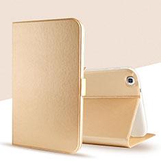 Samsung Galaxy Tab 3 8.0 SM-T311 T310用手帳型 レザーケース スタンド サムスン ホワイト