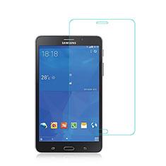 Samsung Galaxy Tab 4 7.0 SM-T230 T231 T235用強化ガラス 液晶保護フィルム サムスン クリア