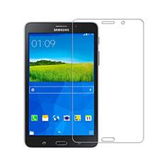 Samsung Galaxy Tab 4 7.0 SM-T230 T231 T235用強化ガラス 液晶保護フィルム T01 サムスン クリア