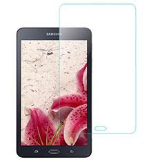 Samsung Galaxy Tab A6 7.0 SM-T280 SM-T285用強化ガラス 液晶保護フィルム T01 サムスン クリア