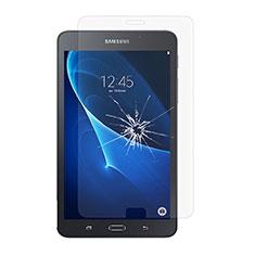 Samsung Galaxy Tab A6 7.0 SM-T280 SM-T285用強化ガラス 液晶保護フィルム T02 サムスン クリア