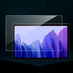 Samsung Galaxy Tab A7 Wi-Fi 10.4 SM-T500用強化ガラス 液晶保護フィルム サムスン クリア