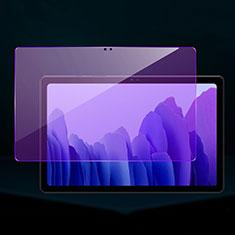 Samsung Galaxy Tab A7 Wi-Fi 10.4 SM-T500用アンチグレア ブルーライト 強化ガラス 液晶保護フィルム サムスン クリア
