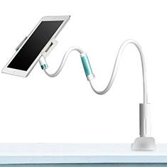Samsung Galaxy Tab Pro 8.4 T320 T321 T325用スタンドタイプのタブレット クリップ式 フレキシブル仕様 サムスン ホワイト