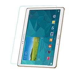 Samsung Galaxy Tab S 10.5 LTE 4G SM-T805 T801用強化ガラス 液晶保護フィルム T01 サムスン クリア