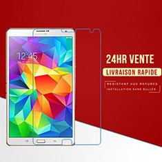 Samsung Galaxy Tab S 8.4 SM-T705 LTE 4G用強化ガラス 液晶保護フィルム サムスン クリア