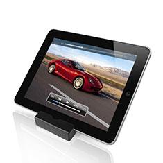 Samsung Galaxy Tab S3 9.7 SM-T825 T820用スタンドタイプのタブレット ホルダー ユニバーサル T26 サムスン ブラック