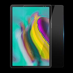 Samsung Galaxy Tab S5e 4G 10.5 SM-T725用強化ガラス 液晶保護フィルム T02 サムスン クリア