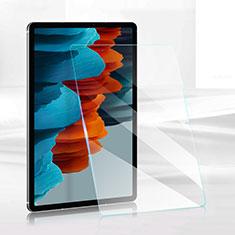 Samsung Galaxy Tab S7 11 Wi-Fi SM-T870用強化ガラス 液晶保護フィルム サムスン クリア