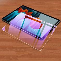 Samsung Galaxy Tab S7 11 Wi-Fi SM-T870用アンチグレア ブルーライト 強化ガラス 液晶保護フィルム サムスン クリア