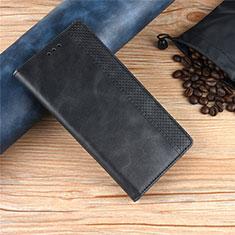 Samsung Galaxy XCover Pro用手帳型 レザーケース スタンド カバー L01 サムスン ブラック