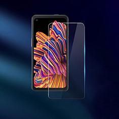 Samsung Galaxy XCover Pro用強化ガラス 液晶保護フィルム サムスン クリア