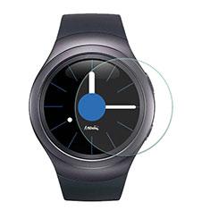 Samsung Gear S2用強化ガラス 液晶保護フィルム T01 サムスン クリア