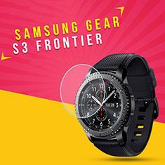 Samsung Gear S3 Classic用強化ガラス 液晶保護フィルム サムスン クリア