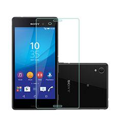 Sony Xperia M4 Aqua用強化ガラス 液晶保護フィルム ソニー クリア