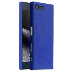 Sony Xperia X Compact用ハードケース プラスチック カバー ソニー ネイビー