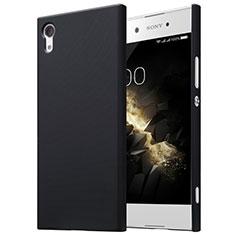 Sony Xperia XA1用ハードケース プラスチック 質感もマット ソニー ブラック