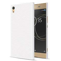 Sony Xperia XA1 Ultra用ハードケース プラスチック 質感もマット ソニー ホワイト