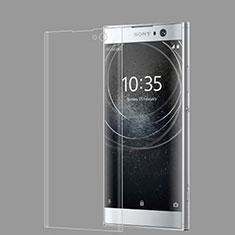Sony Xperia XA2 Plus用強化ガラス 液晶保護フィルム T01 ソニー クリア