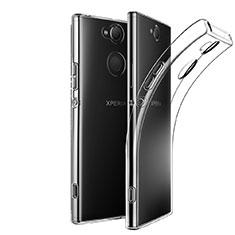 Sony Xperia XA2 Ultra用極薄ソフトケース シリコンケース 耐衝撃 全面保護 クリア透明 カバー ソニー クリア