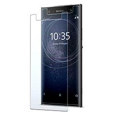 Sony Xperia XA2 Ultra用強化ガラス 液晶保護フィルム ソニー クリア