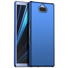 Sony Xperia XA3用ハードケース プラスチック 質感もマット M01 ソニー ネイビー