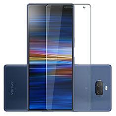 Sony Xperia XA3 Ultra用強化ガラス 液晶保護フィルム ソニー クリア