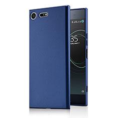 Sony Xperia XZ Premium用ハードケース プラスチック 質感もマット M01 ソニー ネイビー