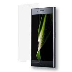 Sony Xperia XZ Premium用強化ガラス 液晶保護フィルム T01 ソニー クリア