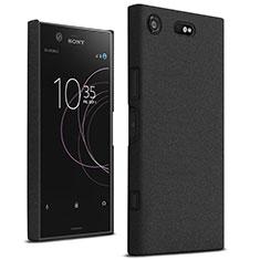 Sony Xperia XZ1 Compact用ハードケース カバー プラスチック ソニー ブラック