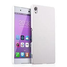 Sony Xperia Z3+ Plus用ハードケース プラスチック 質感もマット ソニー ホワイト